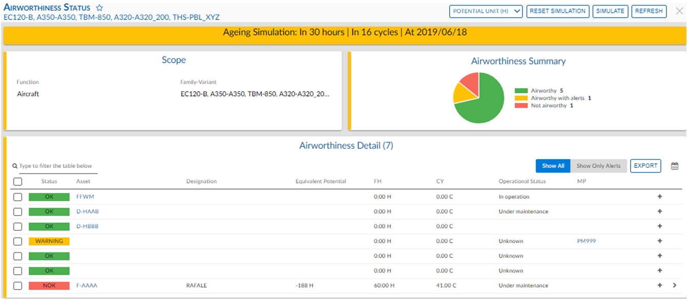 NextGen Aviation Maintenance Software Demo of Aero-Webb